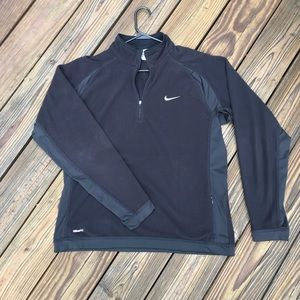 Nike Fit Therma 1/4 Zip Fleece Pullover
